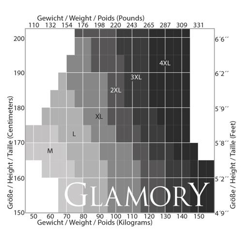 Abbildung zu Perfect 20 Strapsstrümpfe (50131) der Marke Glamory aus der Serie Halterlose und Straps-Strümpfe