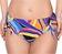 Vorderansicht zu Bikini-Slip mit Tunnelzug ( FBA0627 ) der Marke Antigel aus der Serie La Sporty Tropique
