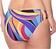 Rückansicht zu Bikini-Slip Charme ( FBA0327 ) der Marke Antigel aus der Serie La Sporty Tropique