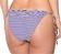 Rückansicht zu Bikini-Slip mit seitl. Bändern ( 239108 ) der Marke Watercult aus der Serie Nautic Leo
