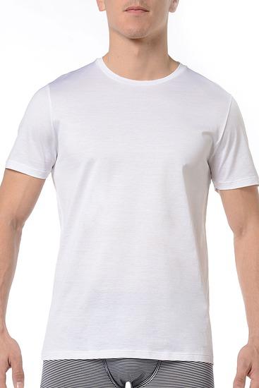 Abbildung zu T-Shirt, Crew-Neck (359701) der Marke HOM aus der Serie Premium Cotton