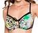Vorderansicht zu Bikini-Set, mit Kordeln ( 2051546 ) der Marke Charmline aus der Serie Fata Morgana