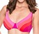 Vorderansicht zu Bügel-Bikini-Oberteil ( 7271570 ) der Marke Lidea aus der Serie Bahamas