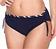 Vorderansicht zu Bikini-Slip m. Kordeln ( 349572 ) der Marke Lidea aus der Serie Zeeland