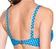Rückansicht zu Halbschalen-Bikini-Oberteil Fitting ( FBA3587 ) der Marke Antigel aus der Serie La Bomb Vichy