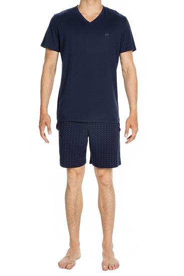 Abbildung zu Pyjama, kurz FRANCISCO (360142) der Marke HOM aus der Serie HOM Nightwear