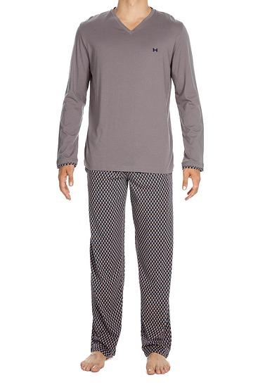 Abbildung zu Pyjama, lang MARC (360146) der Marke HOM aus der Serie HOM Nightwear