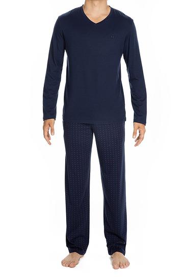 Abbildung zu Pyjama, lang FRANCISCO (360141) der Marke HOM aus der Serie HOM Nightwear