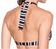 Rückansicht zu Bügel-Bikini-Oberteil ( 7244572 ) der Marke Lidea aus der Serie Zeeland