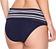 Rückansicht zu Bikini-Slip, umschlagbarer Bund ( 404572 ) der Marke Lidea aus der Serie Zeeland