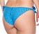 Rückansicht zu Bikini-Slip mit Schnürung ( EBA0187 ) der Marke Antigel aus der Serie La Bomb Vichy