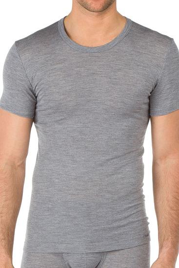 Abbildung zu T-Shirt (14060) der Marke Calida aus der Serie Wool & Silk