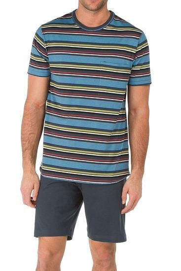 Abbildung zu Pyjama, kurz (47062) der Marke Calida aus der Serie Brooklyn