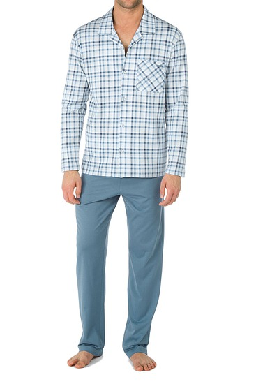 Abbildung zu Pyjama, durchgeknöpft (40368) der Marke Calida aus der Serie Queens