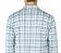 Rückansicht zu Pyjama, durchgeknöpft ( 40368 ) der Marke Calida aus der Serie Queens