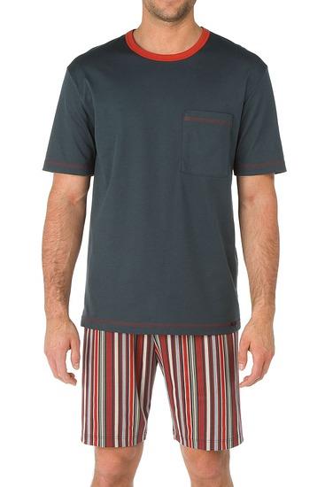 Abbildung zu Pyjama, kurz (41263) der Marke Calida aus der Serie Long Island