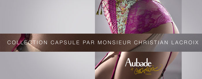 Idylle Parisienne by Christian Lacroix von Aubade