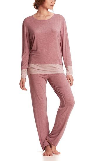 Abbildung zu Pyjama, lang (14895) der Marke Mey aus der Serie Kelly