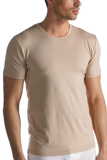 Abbildung zu Business-Shirt, Rundhals (46082) der Marke Mey aus der Serie Dry Cotton