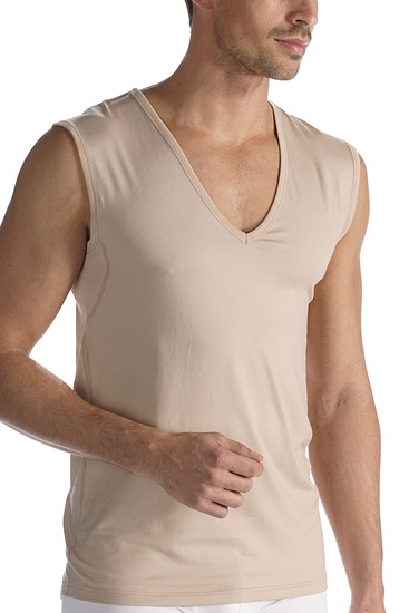 Abbildung zu Business-Muskelshirt (46047) der Marke Mey aus der Serie Dry Cotton