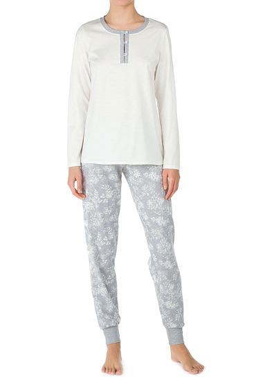 Abbildung zu Pyjama, mit Bündchen (45226) der Marke Calida aus der Serie Montrose