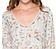 Vorderansicht zu Dana Spring to life Nightdress long sleeve ( 260483-328 ) der Marke Pip Studio aus der Serie Pip Homewear 2016