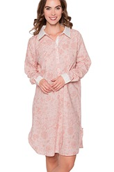 Pip Studio Pip Homewear 2016 Daaltje Spring to life Nightdress long sleeve