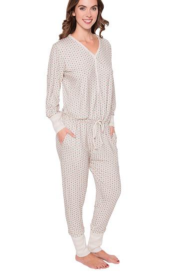 Abbildung zu Pippa Buttons up Jumpsuit (260493-318) der Marke Pip Studio aus der Serie Pip Homewear 2016