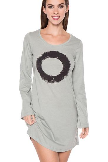 Abbildung zu Elm Nightdress long sleeve (409501-328) der Marke ESSENZA aus der Serie Essenza Homewear 2016