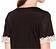 Rückansicht zu Nachthemd, kurz kurzarm ( 180327 ) der Marke Gattina aus der Serie Tahiti
