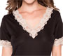 Gattina Damen Nachtwäsche Nachthemd