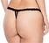 Rückansicht zu String Sexy ( ACC0571 ) der Marke Lise Charmel aus der Serie Cristal d´Art