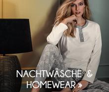 Nachtwäsche und Homewear Calida