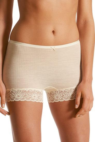 Abbildung zu Retro-Pants Lace (67810) der Marke Mey aus der Serie Softwool