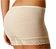 R�ckansicht zu Retro-Pants Lace ( 67810 ) der Marke Mey aus der Serie Softwool