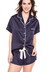BluebellaNightwear by BluebellaShirt and Short Set Claudia