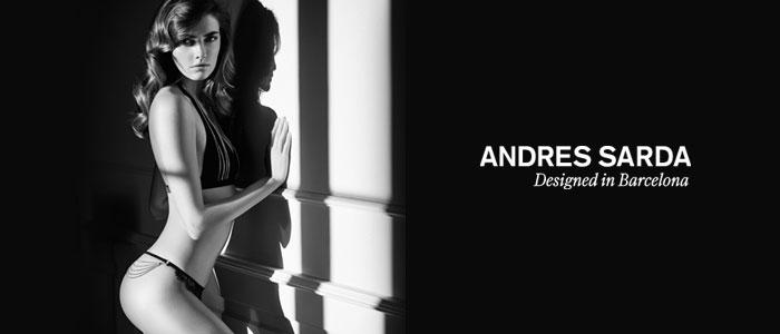 Andres Sarda - Designed in Barcelona