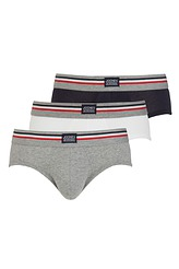 Jockey Cotton Stretch - Mehrpack Brief, 3er-Pack