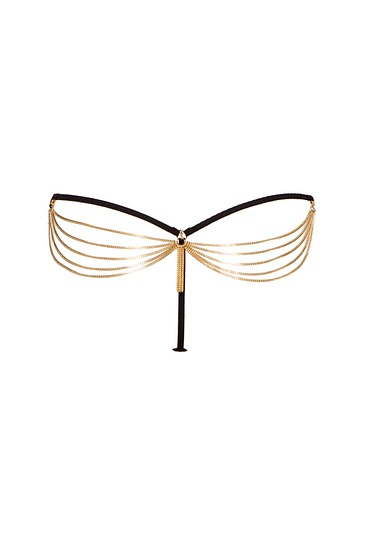 Abbildung zu Luxus String, mit Juwel (3306453+3306490) der Marke Andres Sarda aus der Serie Cassia