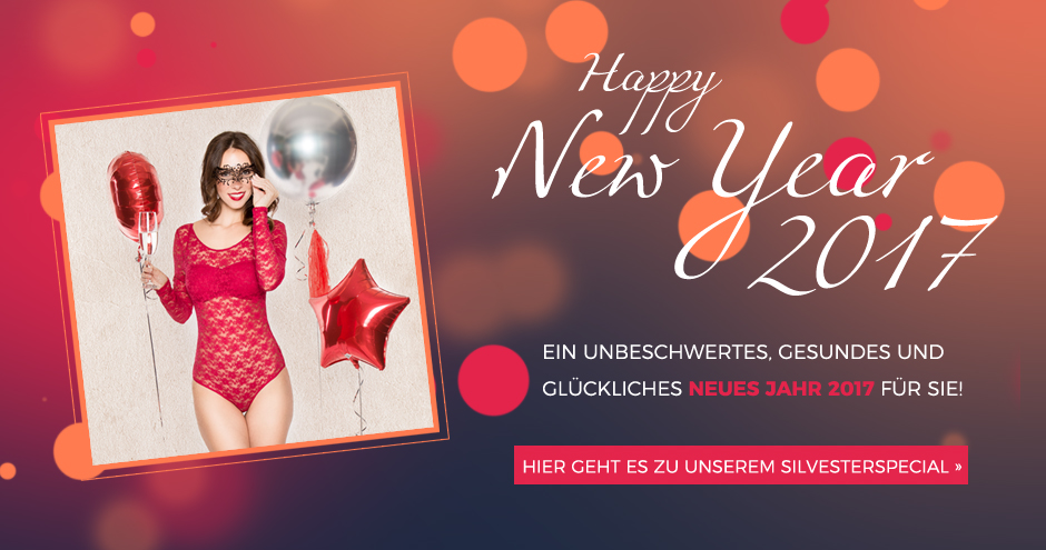 Silvester 2016 Special - Happy New Year 2017