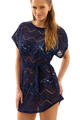Panache Anya Voyage Kaftan Kleid Sun Dress