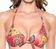 Vorderansicht zu Triangel-Bikini-Oberteil, geformte Schale ( EBA2868 ) der Marke Antigel aus der Serie La Samarkand