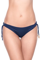Watercult Summer Solids 17 Bikini-Hipster Tie-Side