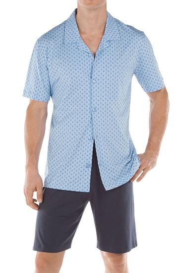 Abbildung zu Pyjama kurz, durchgeknöpft (42560) der Marke Calida aus der Serie Cape Town