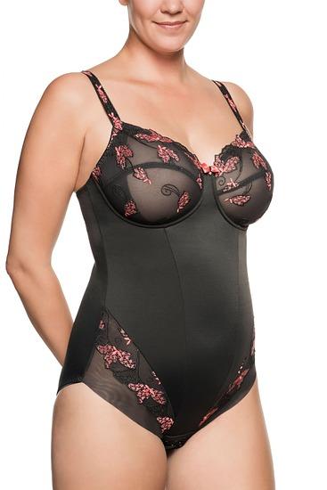 Abbildung zu Body mit Bügel (2173) der Marke Ulla Dessous aus der Serie Carla