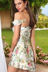 Lise CharmelBouquet TropicalNachthemd Kleid