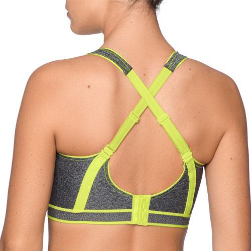 Abbildung zu Sport-BH mit Bügel The Sweater (6000110) der Marke PrimaDonna aus der Serie The Work Out