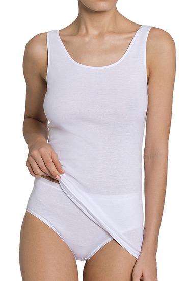 Abbildung zu Shirt mit breiten Trägern, Katia (1QK95) der Marke Triumph aus der Serie Triumph Hemdchen