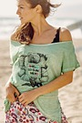 Jockey Damen Tagwäsche Shirt
