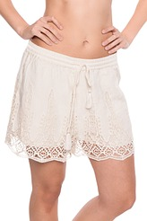 Watercult Artisan Boho Shorts